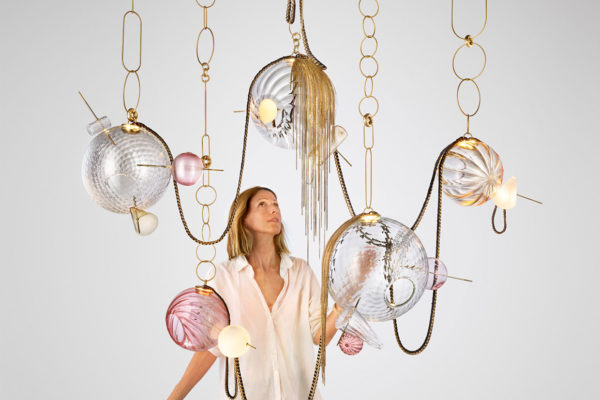 Lindsey Adelman With Paradise Lighting Collection Yellowtrace