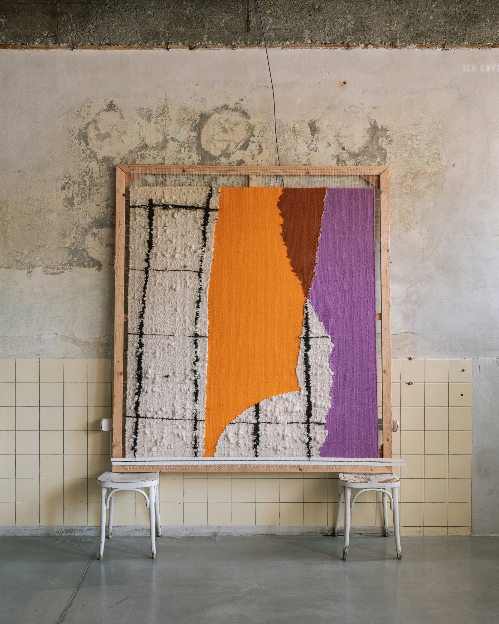 The Tapestr Collage Kristina Sipulova+rita Koszorus Nora And Jakub Caprnka Yellowtrace