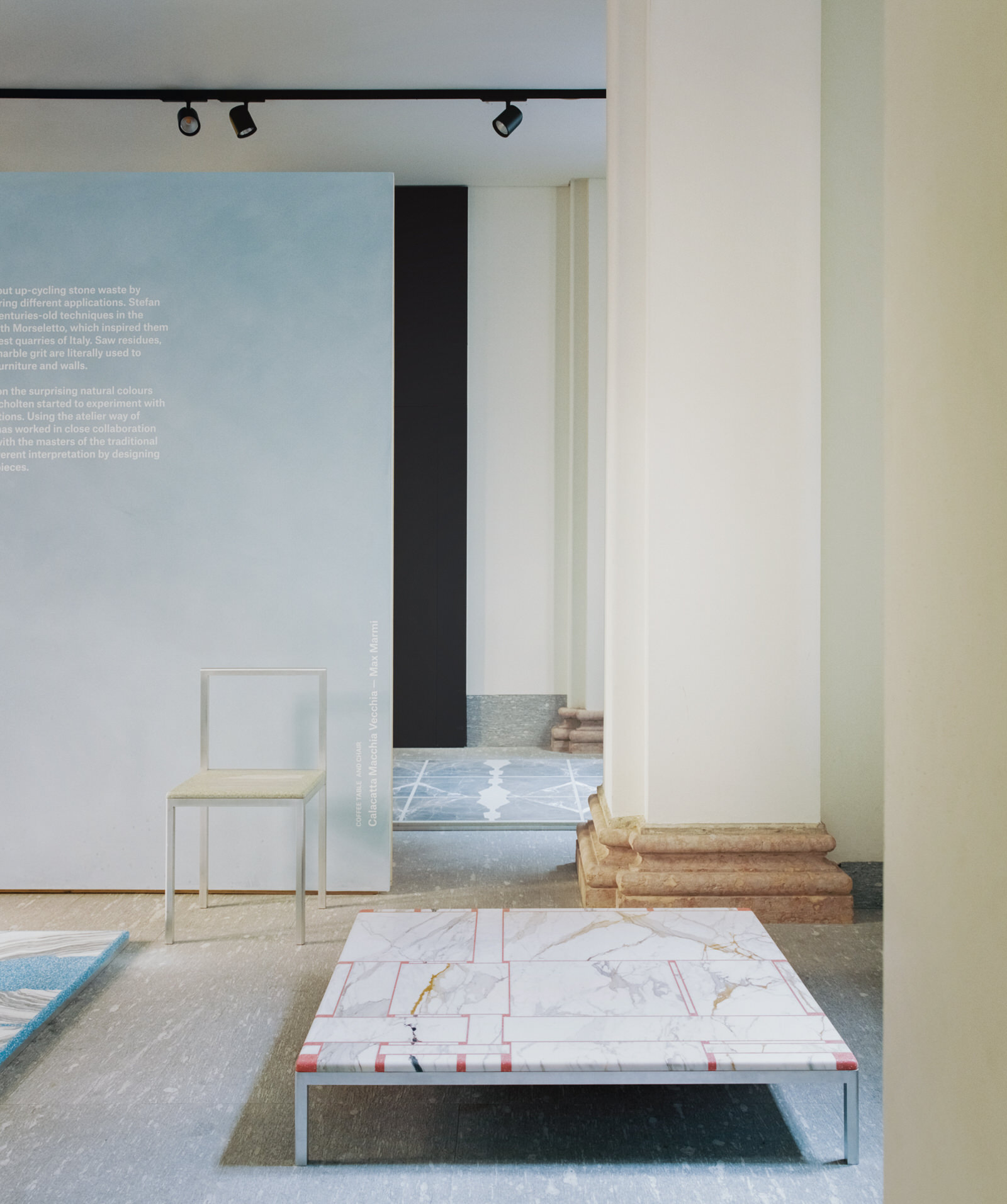 Stefan Scholten The Stone House Masterly Palazzo Turati Milan Design Week 2021 Photo Simone Bossi Yellowtrace 01