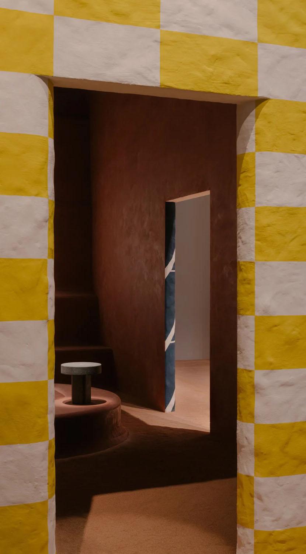Hermes Home Artisan Collection La Pelota Milan Design Week 2021 Yellowtrace 05
