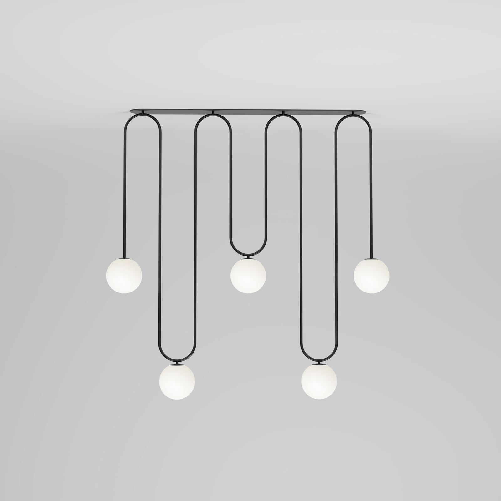 Atelier Areti Motive Ceiling Light Milan 2021 Yellowtrace