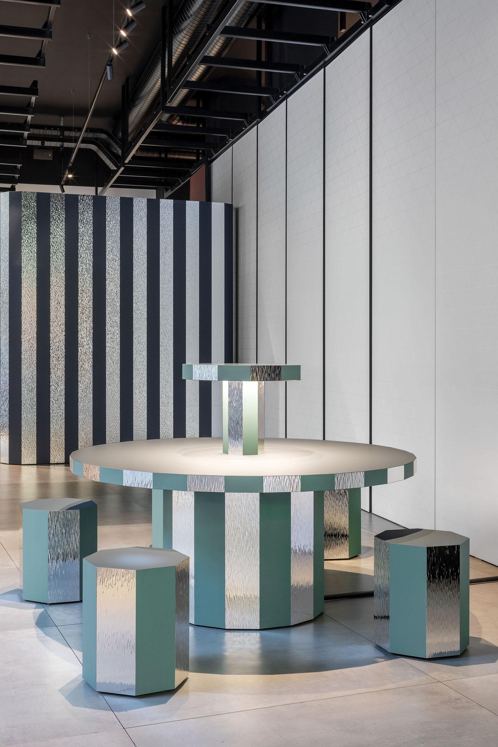 Yellowtrace Milan Design Week 2021 Materiorama Constance Guisset Fenix Scenario 01