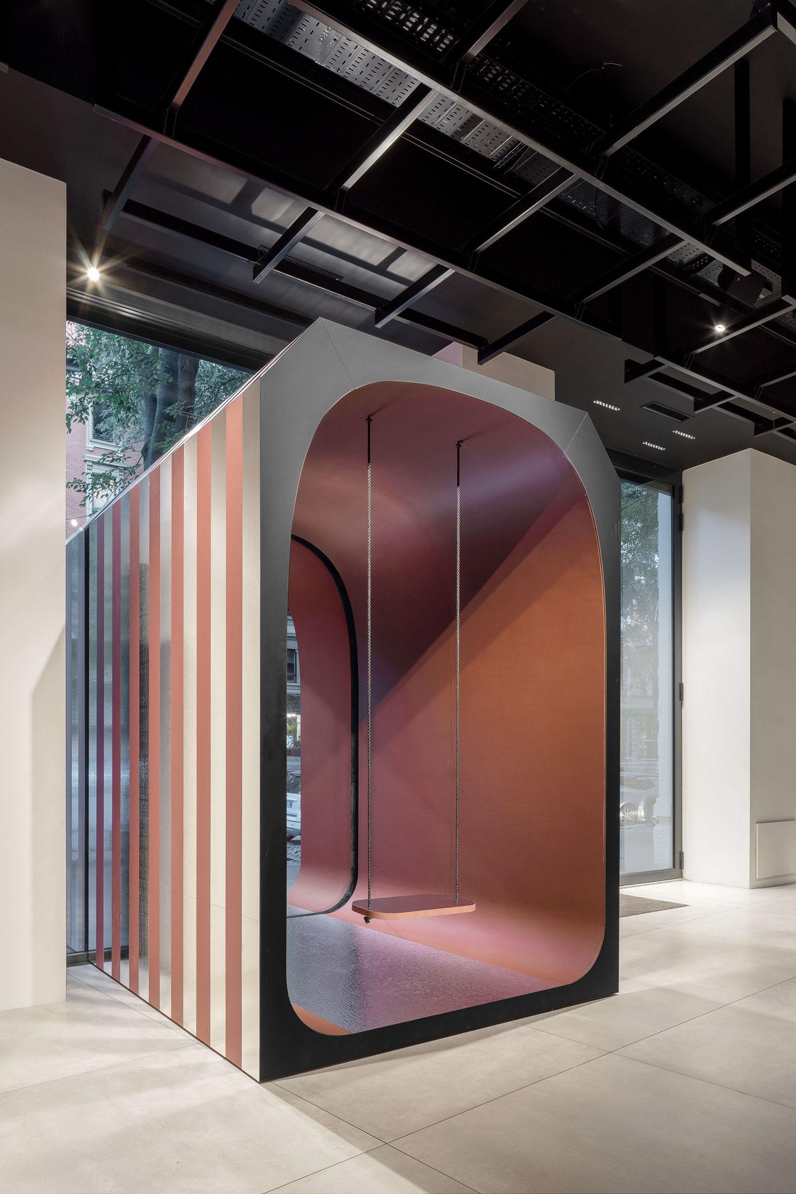 Yellowtrace Milan Design Week 2021 Materiorama Constance Guisset Fenix Scenario 06