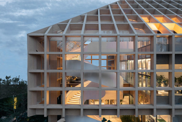 Clou Architects Sanya Farm Lab Co Life Urban Farming Timber Pavilion Hainan China Yellowtrace