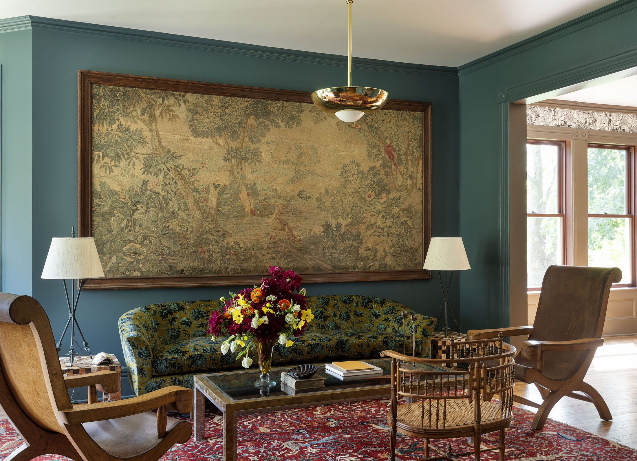 Workstead Twin Bridges House Residential Interiors Yellowtrace 04