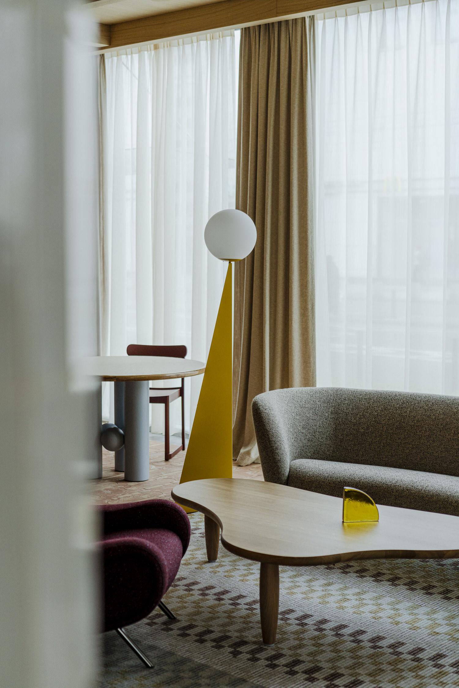 Paradowski Studio Puro Hotel Krakow Photo Pion Studio Yellowtrace 23