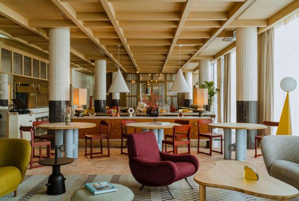 Paradowski Studio Puro Hotel Krakow Photo Pion Studio Yellowtrace