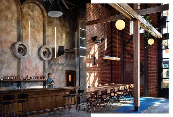 Studio Y Stomping Ground Melbourne Cigarette Factory Adaptive Reuse Photo Derek Swalwell Yellowtrace