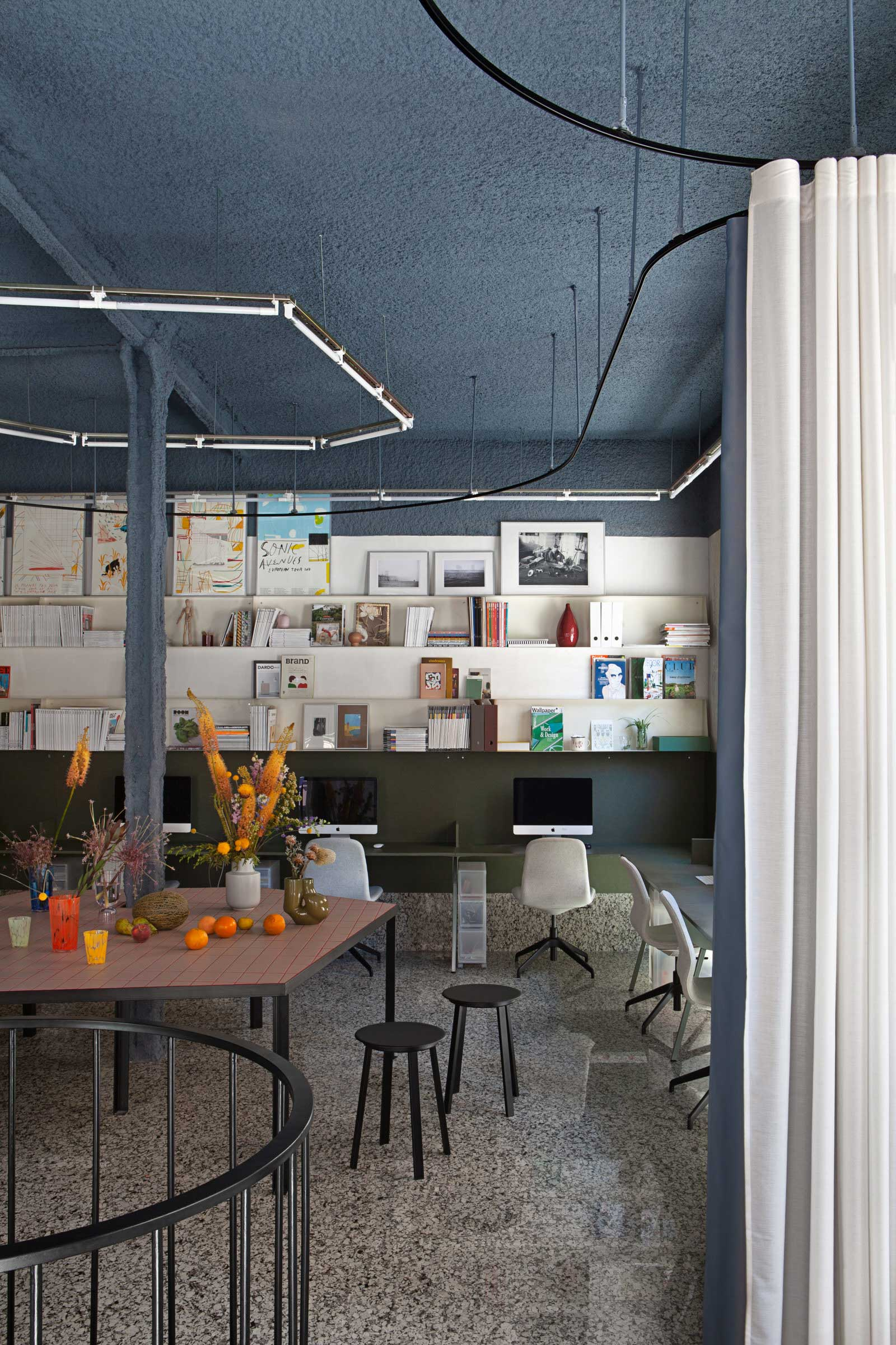 Plutarco Design Office Madrid Hecho Store Photo Asier Rua Yellowtrace 12