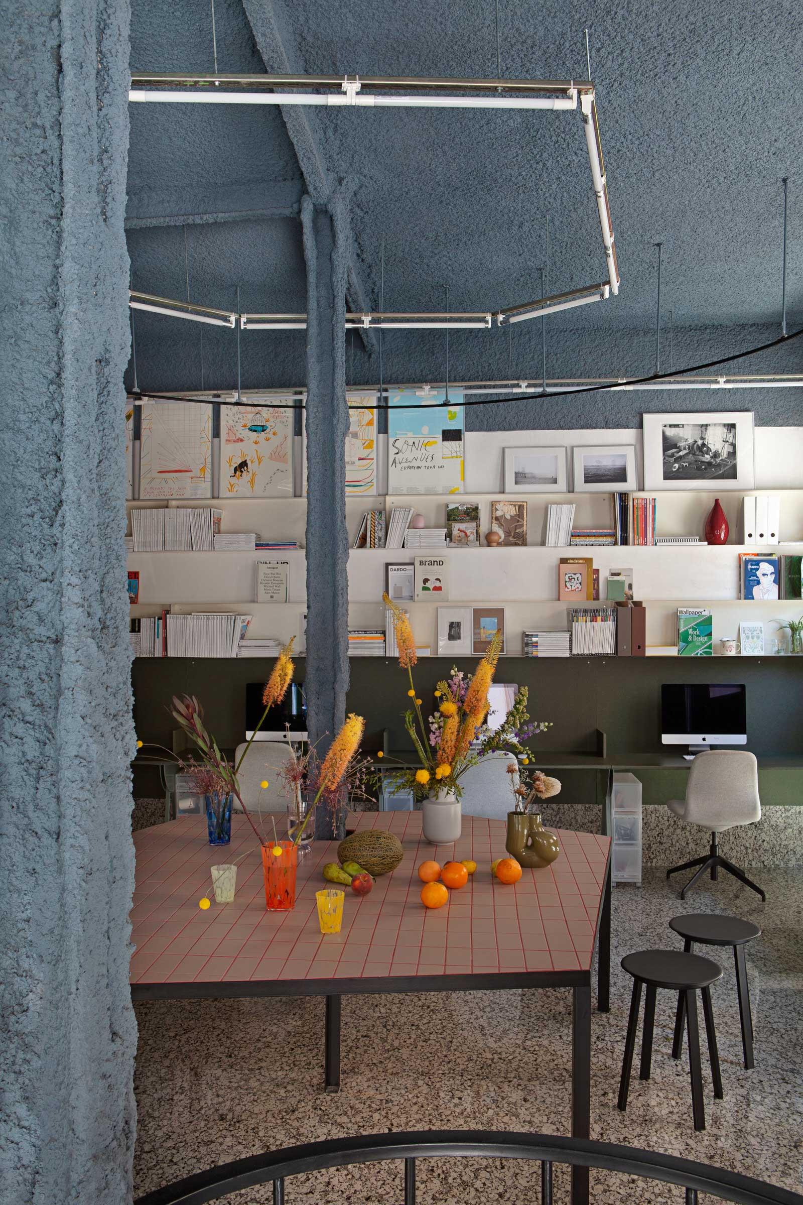 Plutarco Design Office Madrid Hecho Store Photo Asier Rua Yellowtrace 13