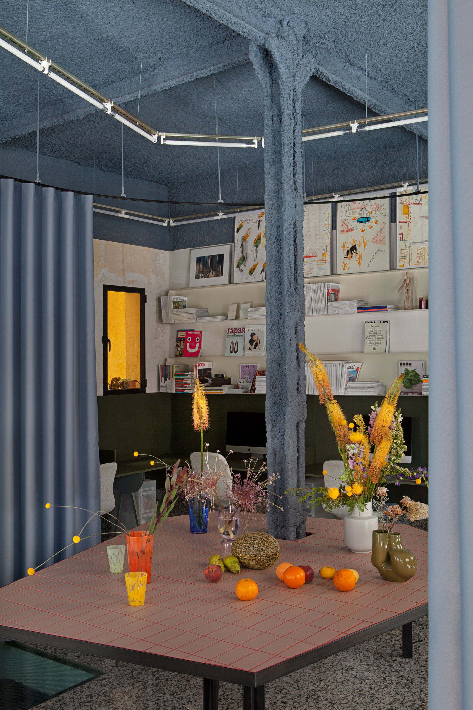 Plutarco Design Office Madrid Hecho Store Photo Asier Rua Yellowtrace 15