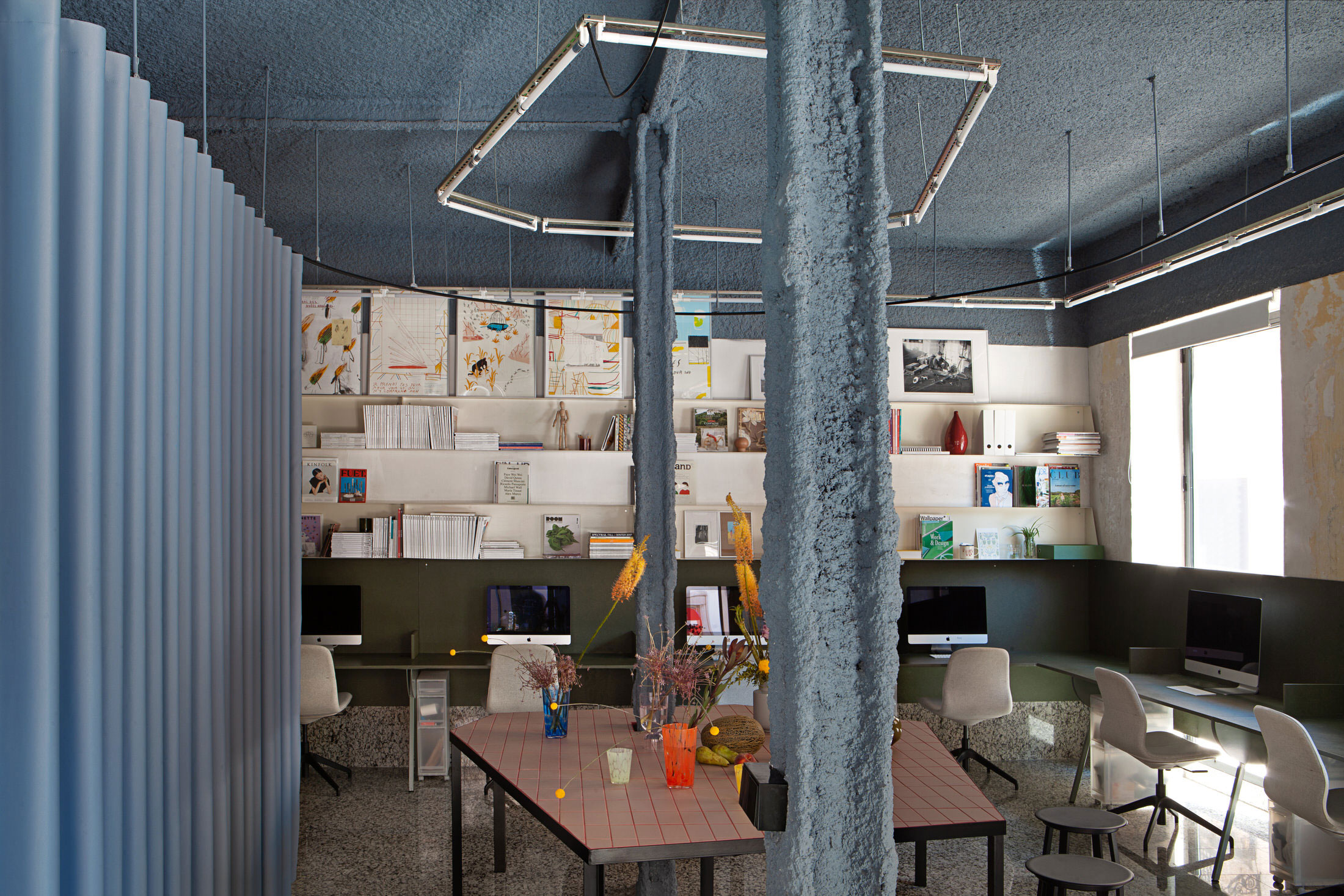 Plutarco Design Office Madrid Hecho Store Photo Asier Rua Yellowtrace 18