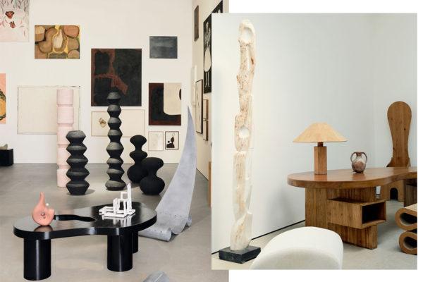 Beton Brut Modern Art Hire 50 Vyner Eaast London Gallery Yellowtrace