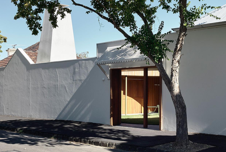 Kennedy Nolan Milkbar House Melbourne Residential Architecture Photo Derek Swalwell Yellowtrace