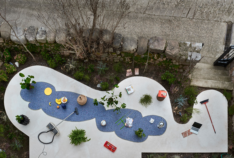 Hanghar Garden House La Rioja Spain Experimental Architecture Photo Max Hart Nibbrig Yellowtrace