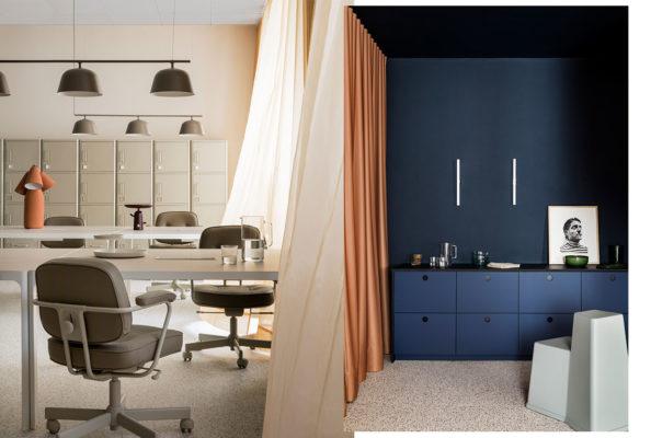 Estudio Reciente Architectural Digest Magazine Office Madrid Photo Germen Saiz Yellowtrace